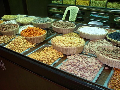 Nut Shop Damascus