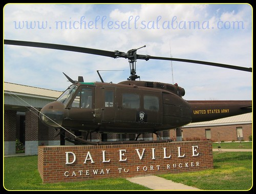 Daleville AL gateway to fort rucker