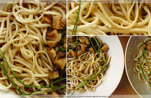 Easy Udon Noodle Snack Recipe