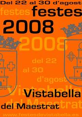 Portada Llibret 2008