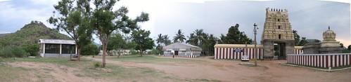 Velmurugan (Hill) Temple and Ramar Temple