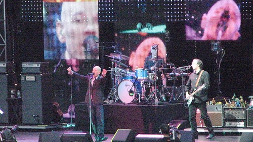 R.E.M. live @ Deer Lake Park