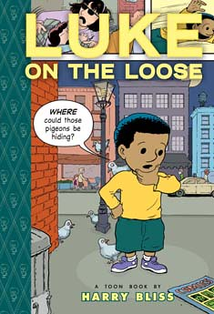 Review of the Day: Luke on the Loose by Harry Bliss