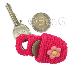 Keychain Coin Holder (Munthoudertje) (Made by BeaG) Tags: pink money flower cute keys design cozy keychain keyring pretty belgium little coins handmade unique small crochet belgi yarn cotton purse tiny pinkflower button change accessories crocheted functional holder hotpink accessory cozies handig coinholder innovative coinpurse beag buttonclosure sleutelhanger uniek kleingeld cottonyarn innovatief flowerbutton uniquedesign crochetedkeychain keychaincoinholder keychainholder keychaincozy pinkflowerbutton designedandmadebybeag ontworpenengemaaktdoorbeag keychaincoincozy coincozy munthoudertje keychaincoinpurse crochetedkeychaincozy munthoudertjeaansleutelhanger parkingmetercoinholder parkingmetercoincozy keychainparkingmetercoinholder shoppingcartcoinholder shoppingcartcoincozy keychainshoppingcartcoinholder supermarketcartcoinholder supermarketcartcoincozy keychainsupermarketcartcoinholder busticketchangeholder busticketcoinholder keychainbusticketchangeholder coffeemachinecoinholder keychaincoffeemachinecoinholder coffeemachinecoincozy