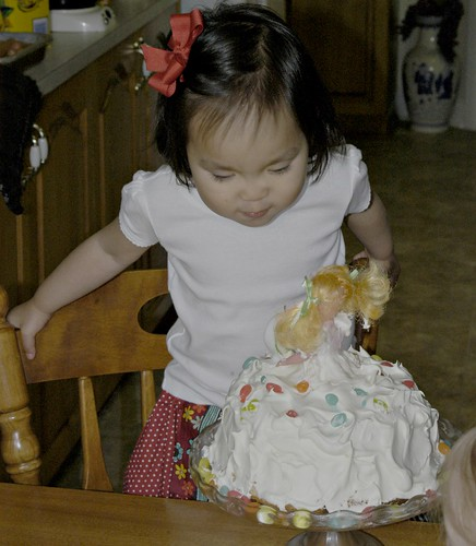 birthday cake by auntie marion