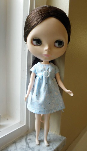 Lovey Dress for Blythe