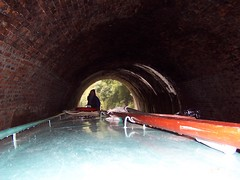 Blisworth Tunnel (crwilliams) Tags: boats canal tunnel date:year=2005 date:month=september date:day=21 date:hour=11 date:wday=wednesday