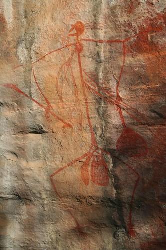 Rock Art Ubirr