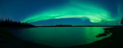 Aurora Boreal en Alaska (thumbnail)
