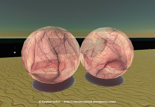 The World S Largest Testicles Second Life Conceptual