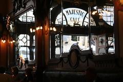 Majestic Cafe in Porto
