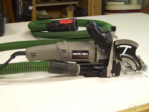 Porter Cable Biscuit Jointer