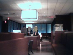 American Express Members Lounge