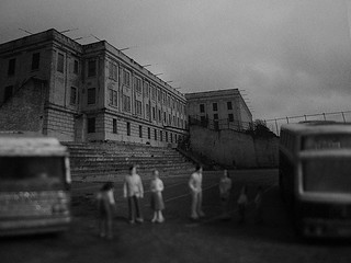 Tour Bus - Alcatraz #293