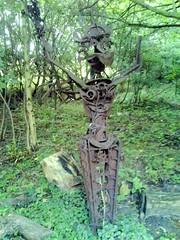 Sahaja's dharmapala 2, Padmaloka gardens