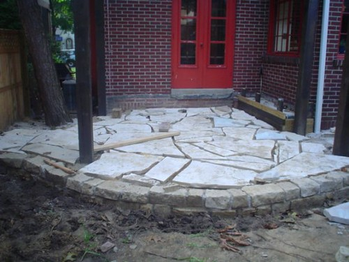 flagstone most done