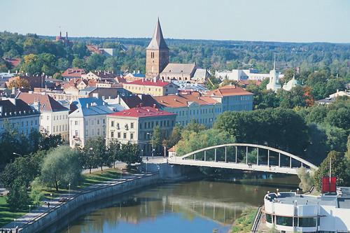 Tartu por Estonian Foreign Ministry.