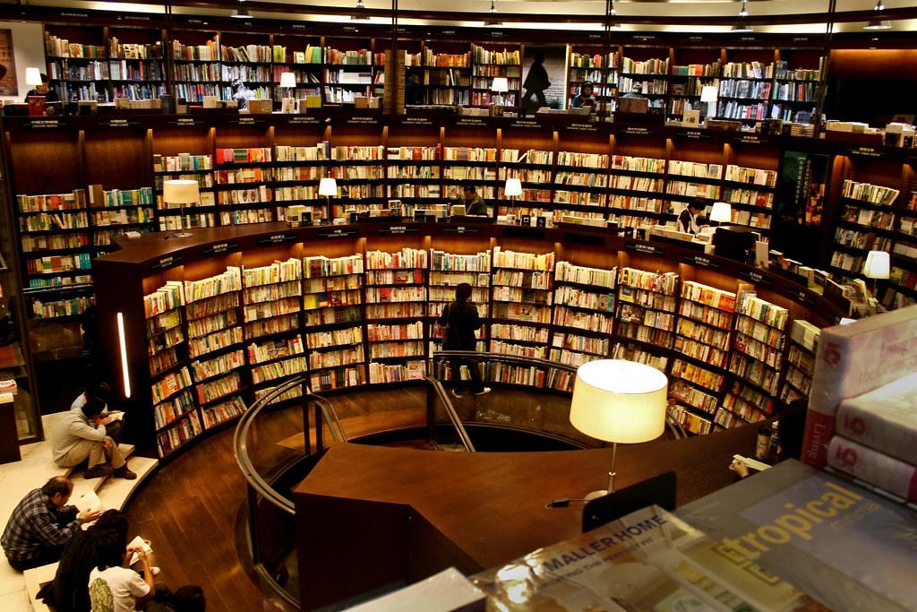 最美麗的誠品  - The most beautiful Eslite bookstore.