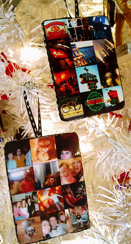 flickr photo ornaments
