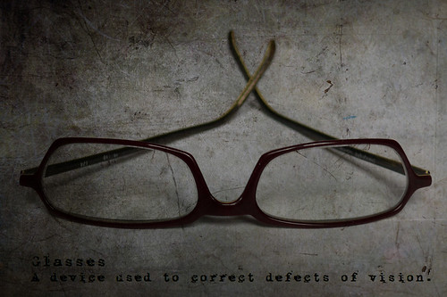 Dictionary : Glasses