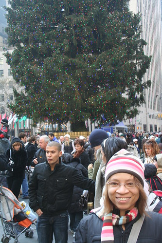 Me at Rockefeller!