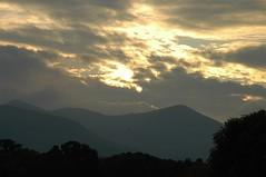 Sunset in Killarney ~