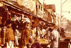 Peshawar-Mez Garan (Noorkhan) Tags: pakistan copper peshawar bazaar