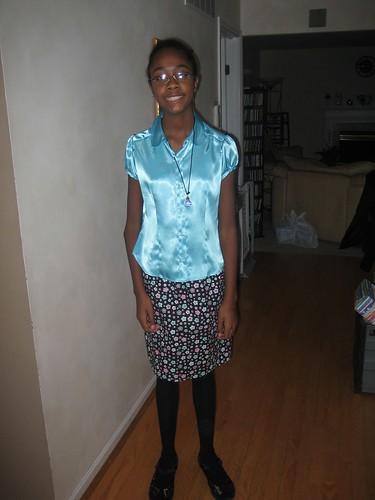 Kayla's Skirt