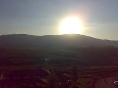 Sunset (The Last Paladin) Tags: sunset creativecommons vizag araku arakuvalley aptdcguesthouse