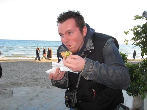 Stefano e il Kebab