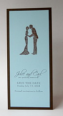 2201590845 e045b0ffe7 m Baú de ideias: Decoração de casamento marrom (chocolate) e outras cores