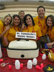 Dr. Tuminello's Mighty Molars chilli in Bay St. Louis, Mississippi, USA
