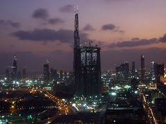 Room 3306: The Burj Dubai View