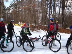 Michaux Snow Ride