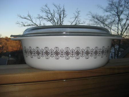 Pyrex Promotional Empire Scroll Filligree copy