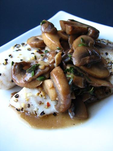 5-Minute Mushroom Sauce
