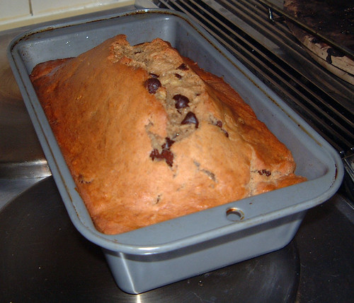 2008-02-03 - Vegan Banana Bread - 0010