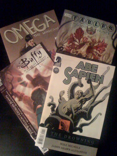 wednesday comics, 2/06/08