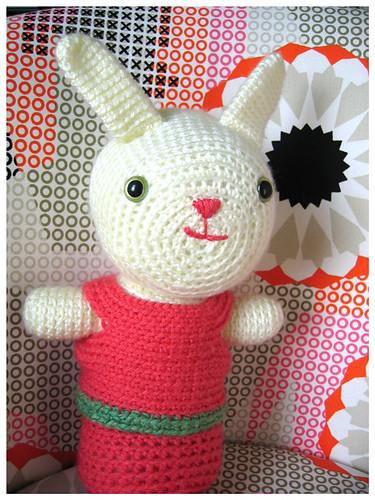 rosey bunny