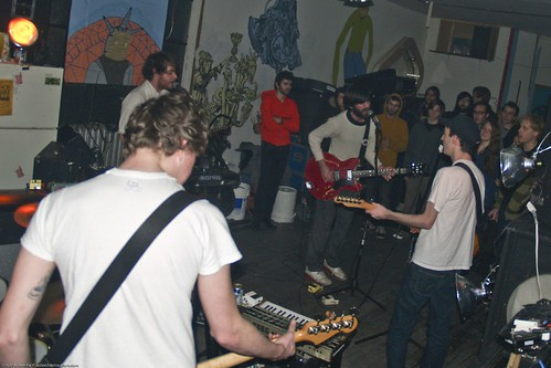 02.13 Titus Andronicus @ Silent Barn 05
