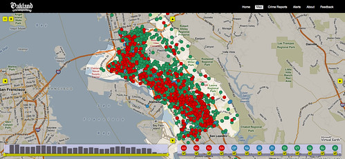 Major Oakland Crime in the Past 30 Days