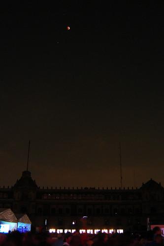 Eclipse Total de Luna - Miércoles 20 de febrero de 2008
