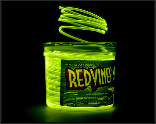 Red Vines, Green Neon