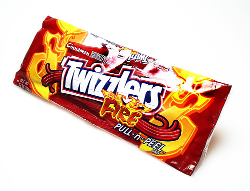 Twizzlers Fire
