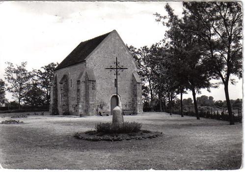 Chapelle Saint-Blaise des simples