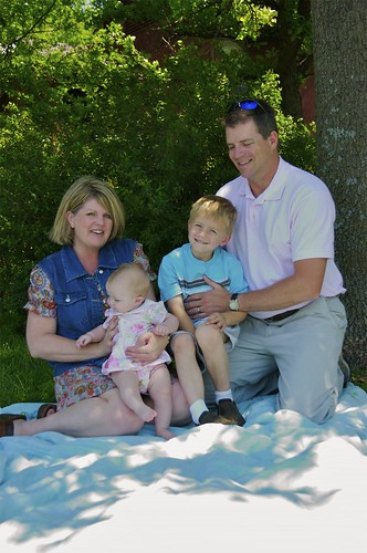 Steve Barlow Family