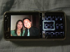 Media Viewer Landscape - Sony Ericsson K850i