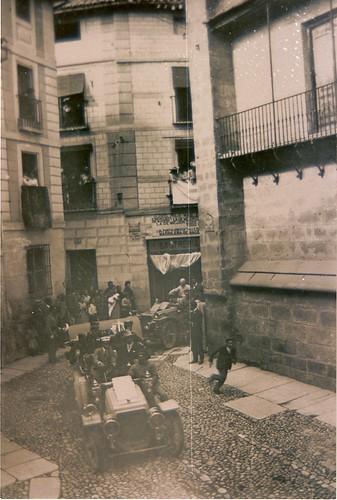 ¿Lujo de Reyes? No intentes llegar hasta la Catedral en coche como hizo Alfonso XIII... Foto: Eduardoasb en Flickr.com