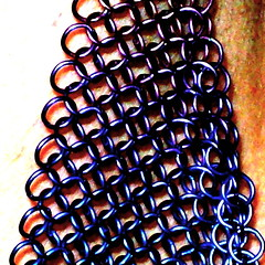 india7 (jim.luepke) Tags: metal neck purple mesh highcontrast earing