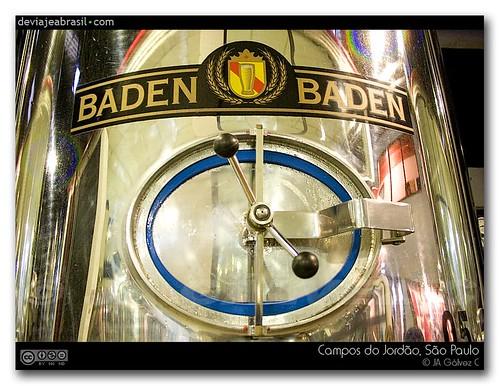 Cervejaria Baden Baden, Campos do Jordão